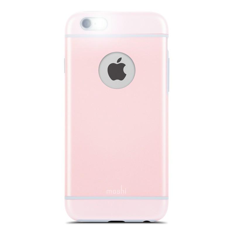 Moshi iGlaze iPhone 6 Pink - 4