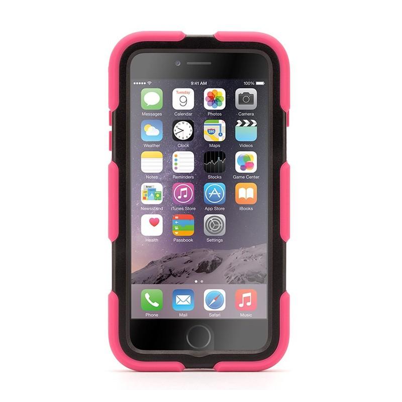 Griffin Survivor Case iPhone 6 Plus Black/Pink - 1