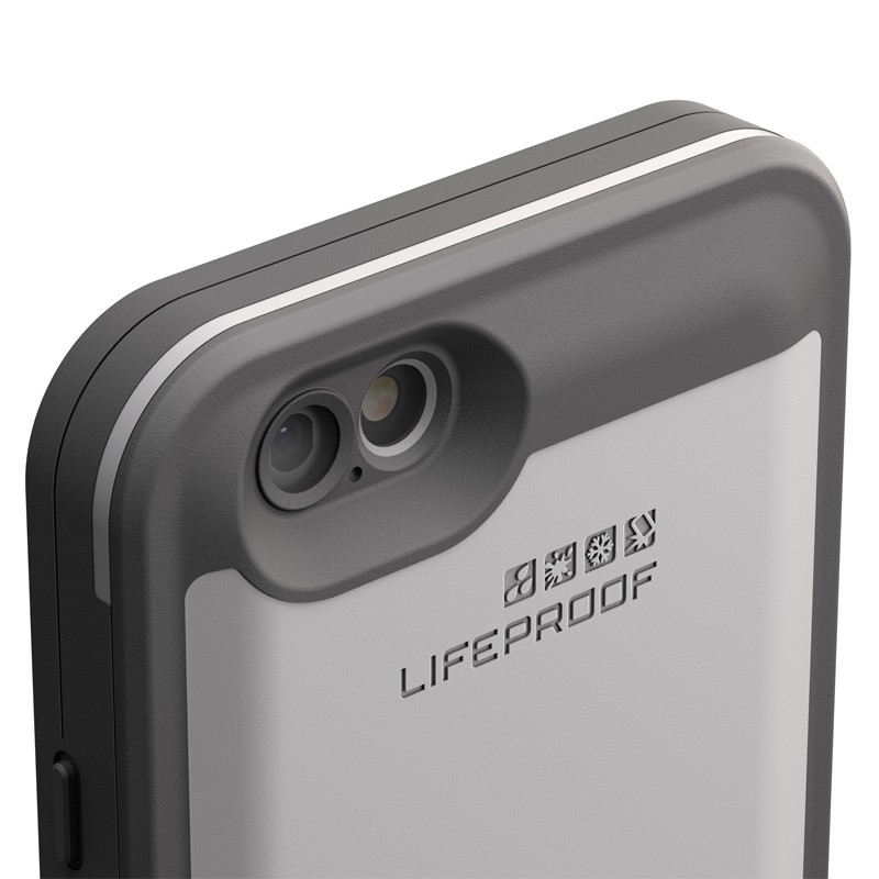 LifeProof - Fre Power Case iPhone 6 / 6S White - 6
