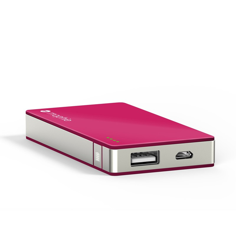 Mophie Powerstation Mini Pink - 4