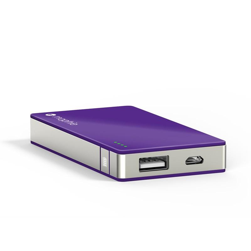 Mophie Powerstation Mini Purple - 4