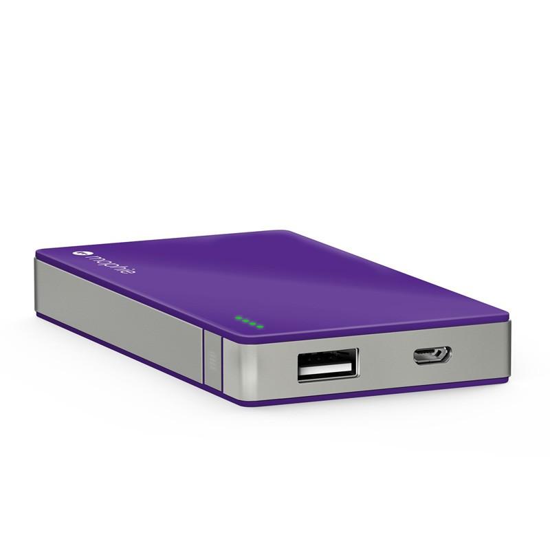 Mophie Powerstation Purple - 4