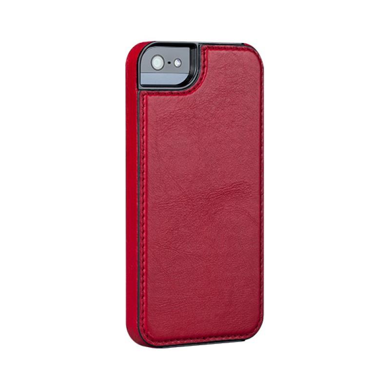 Sena Lugano Kontur iPhone 5/5S Red