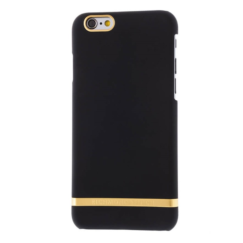 Richmond & Finch - Classic Satin Case iPhone 6 Plus / 6S Plus Satin Black 01