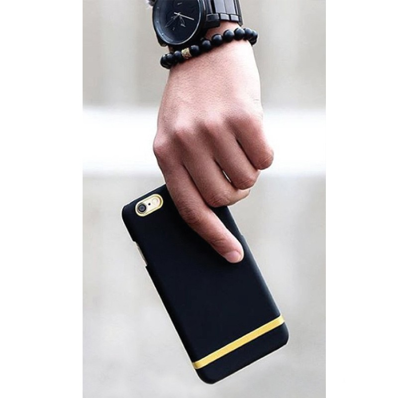 Richmond & Finch - Classic Satin Case iPhone 6 Plus / 6S Plus Satin Black 02