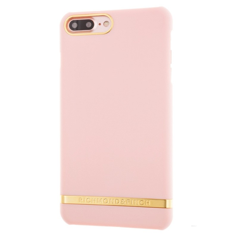 Richmond & Finch Classic Satin Case iPhone 7 Plus Pink - 1