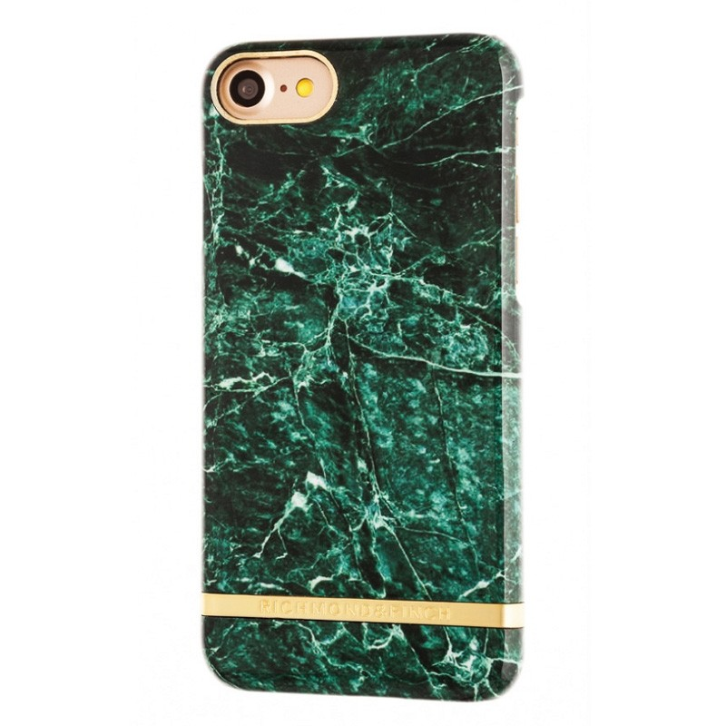 Richmond & Finch Marble Case iPhone 7 Green - 1