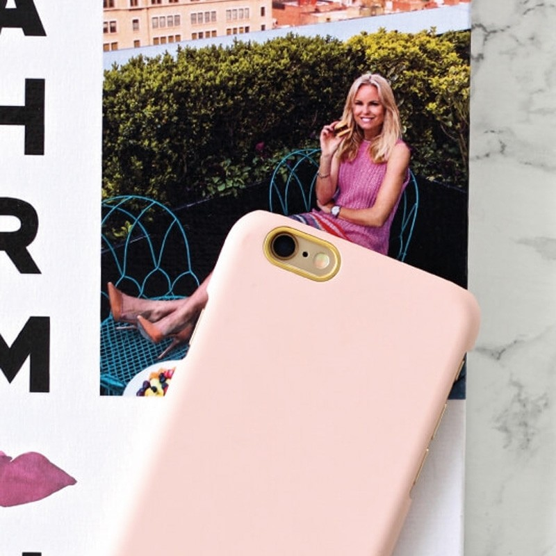 Richmond and Finch Soft Satin Case iPhone SE/5S/5 Pink - 1