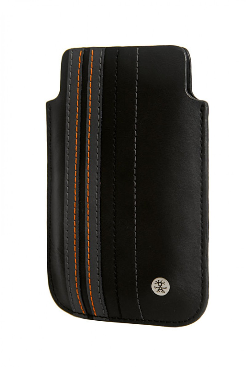 Crumpler Le Royale iPhone / iPod black/grey - 1