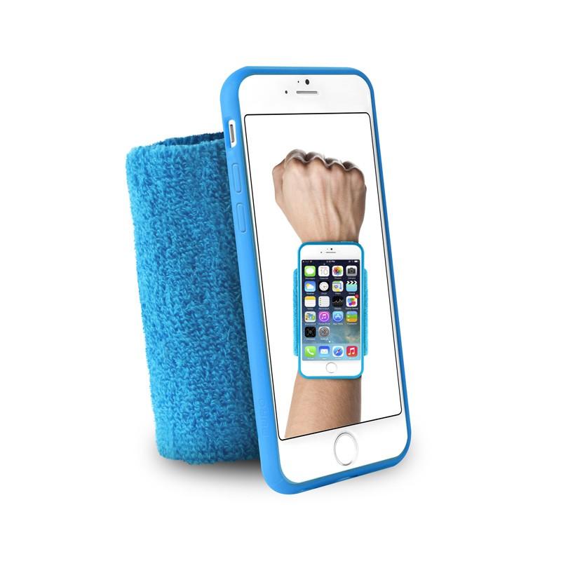 Puro Running Band iPhone 6 Blue - 1