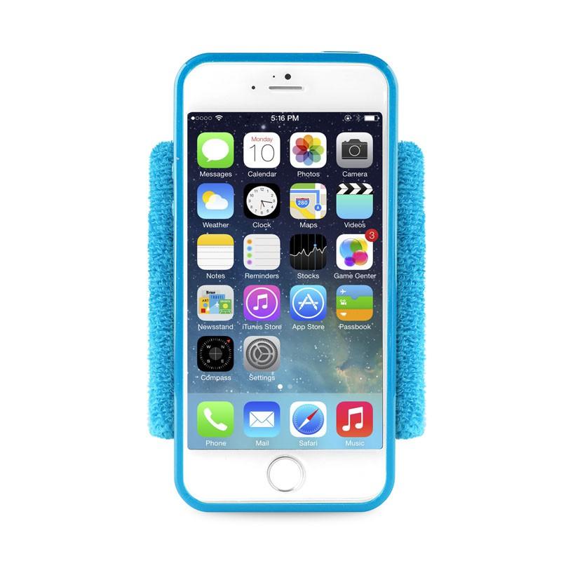 Puro Running Band iPhone 6 Blue - 4