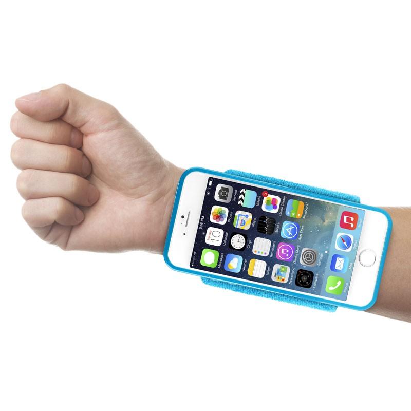 Puro Running Band iPhone 6 Blue - 5