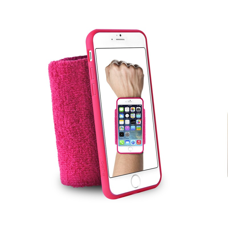 Puro Running Band iPhone 6 Pink - 1