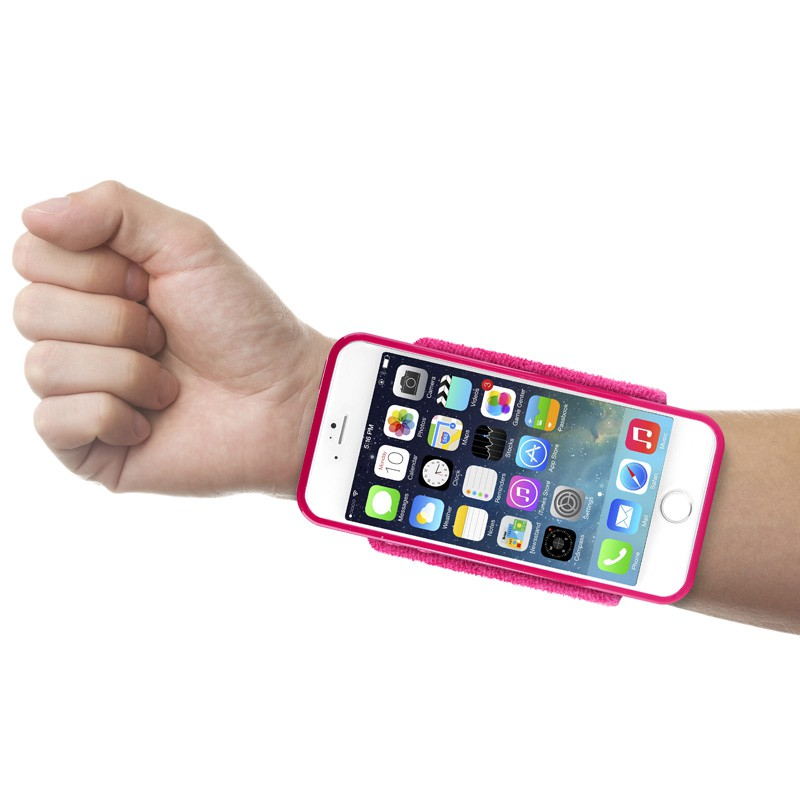 Puro Running Band iPhone 6 Pink - 5
