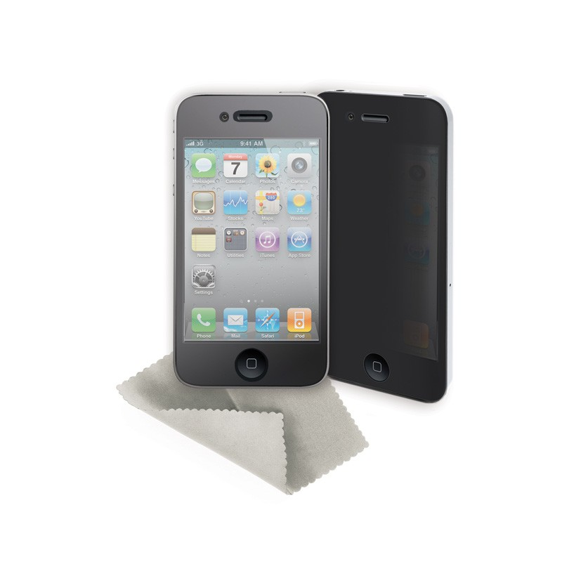 Griffin Screen Care Kit Privacy iPhone 4