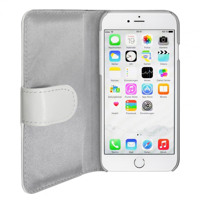 Artwizz SeeJacket Leather iPhone 6 Plus White - 4