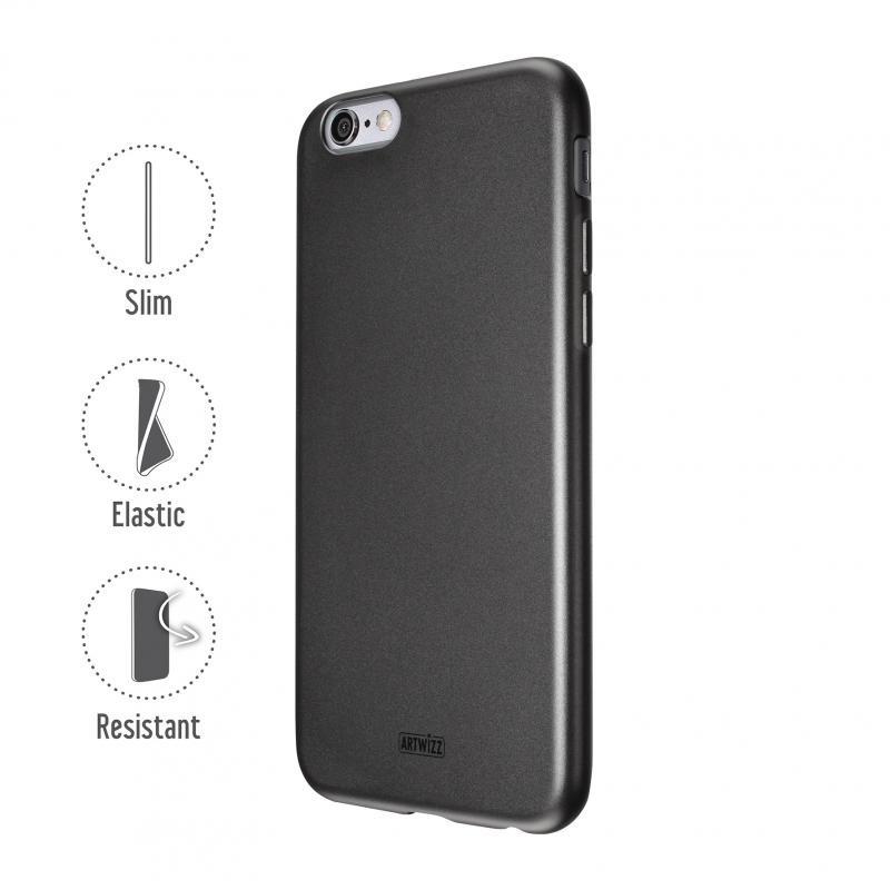 Artwizz SeeJacket TPU iPhone 6 Plus Black - 3