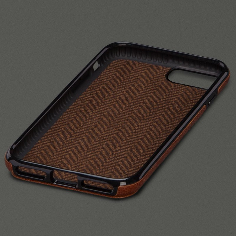 Sena Lugano Wallet iPhone 7 Brown - 2