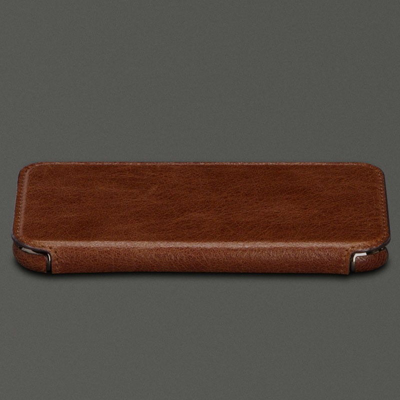 Sena Ultra Thin Wallet Book iPhone 7 Cognac - 3