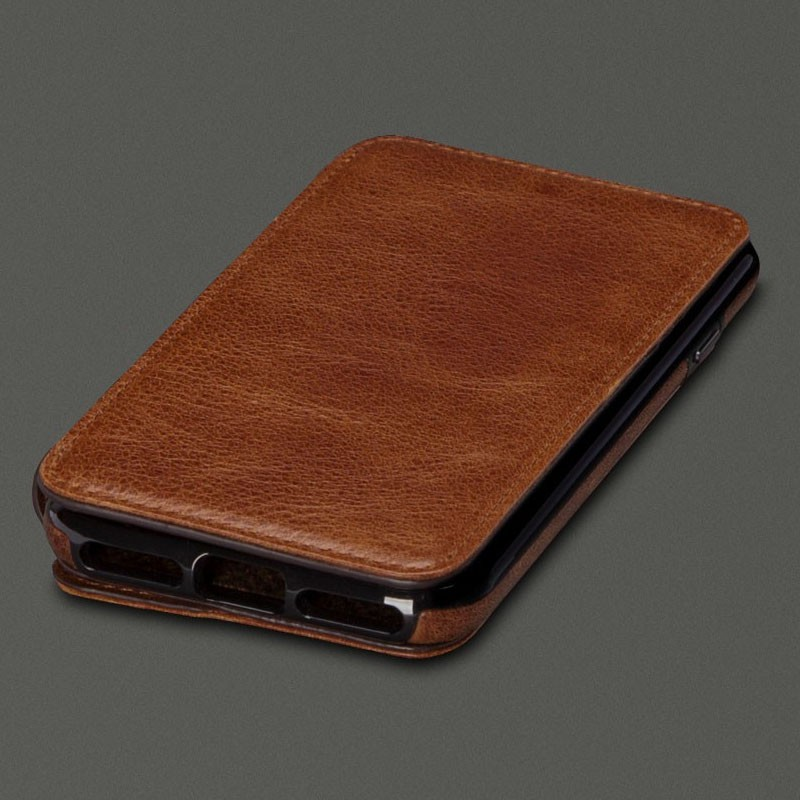 Sena Heritage Wallet Book iPhone 7 Plus Cognac - 1