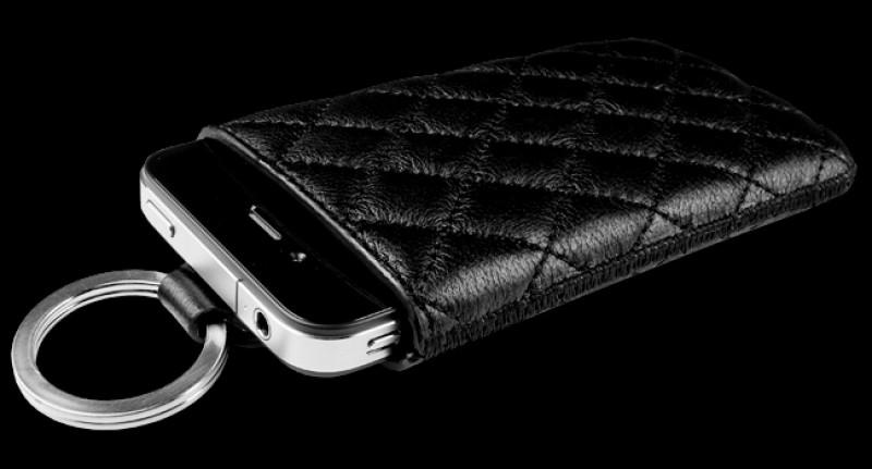 Sena Colcha iPhone 4 Black - 3