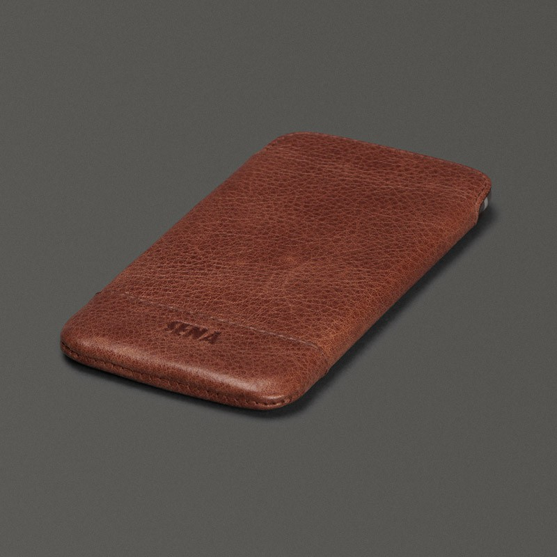 Sena Heritage UltraSlim iPhone 6 Plus Brown - 1