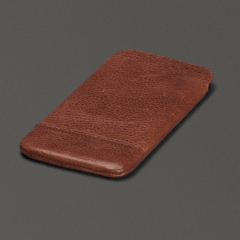Sena Heritage UltraSlim iPhone 6 Plus Brown - 2