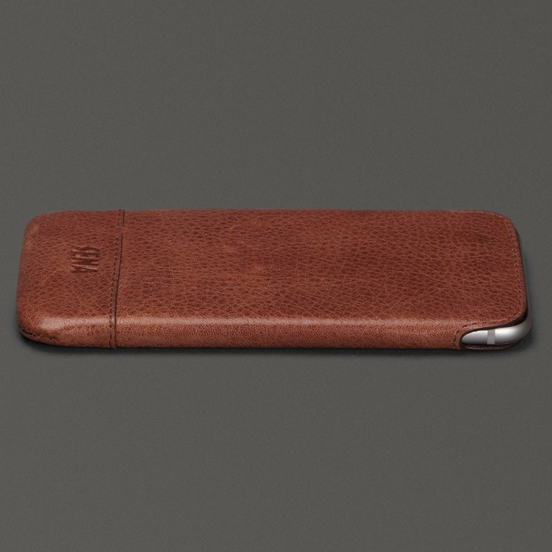 Sena Heritage UltraSlim iPhone 6 Plus Brown - 4