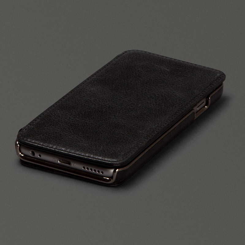 Sena Heritage Wallet Book iPhone 6 Plus Black - 1