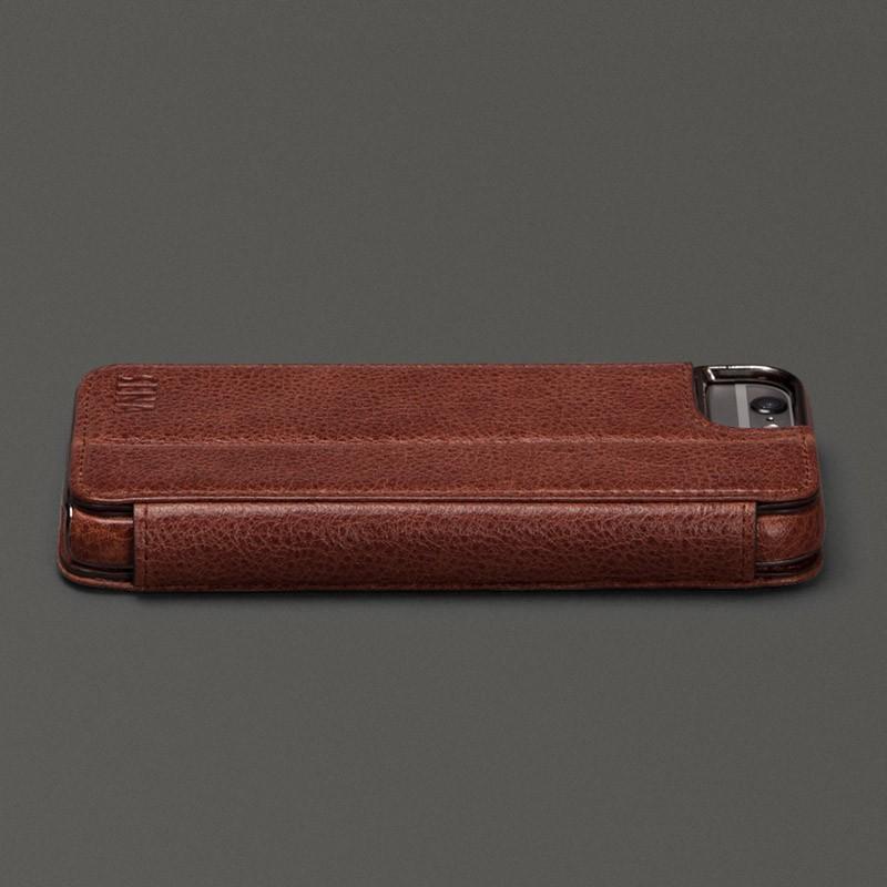 Sena Heritage Wallet Book iPhone 6 Praline - 2