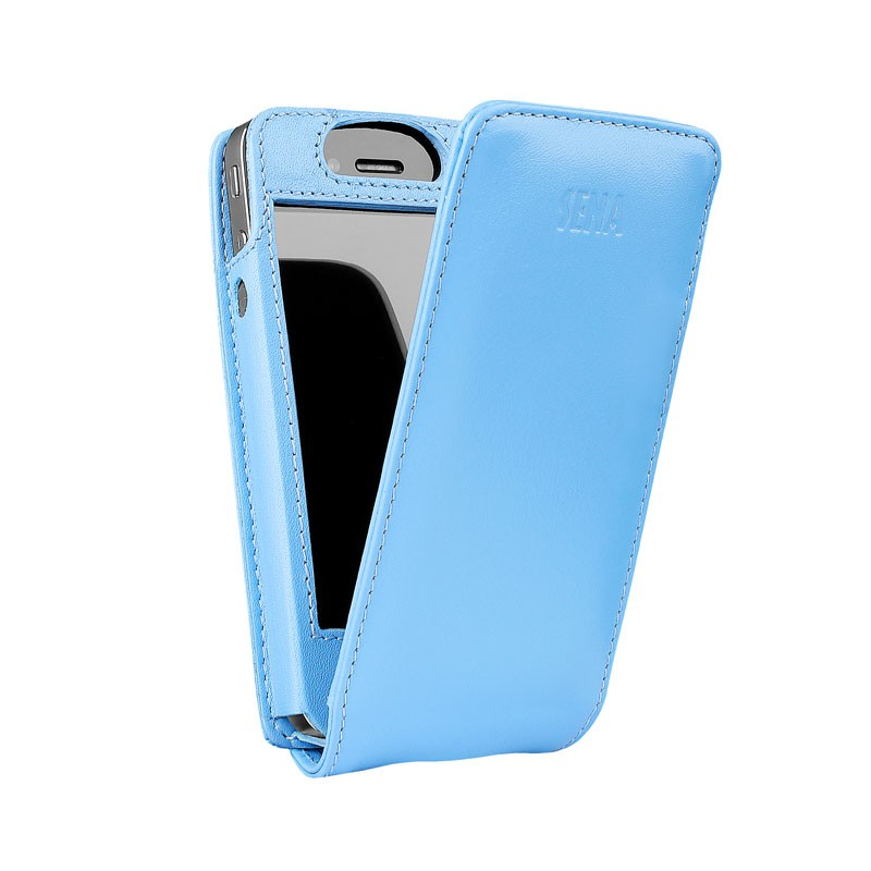 Sena Magnetflipper iPhone 5 Blue - 1