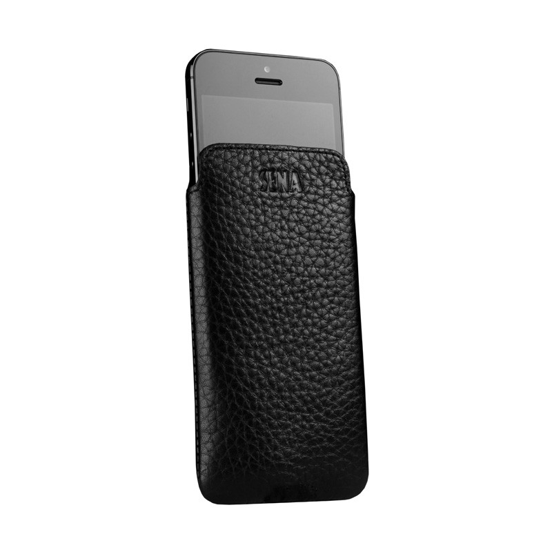 Sena Ultraslim Pouch iPhone 5 Black - 2