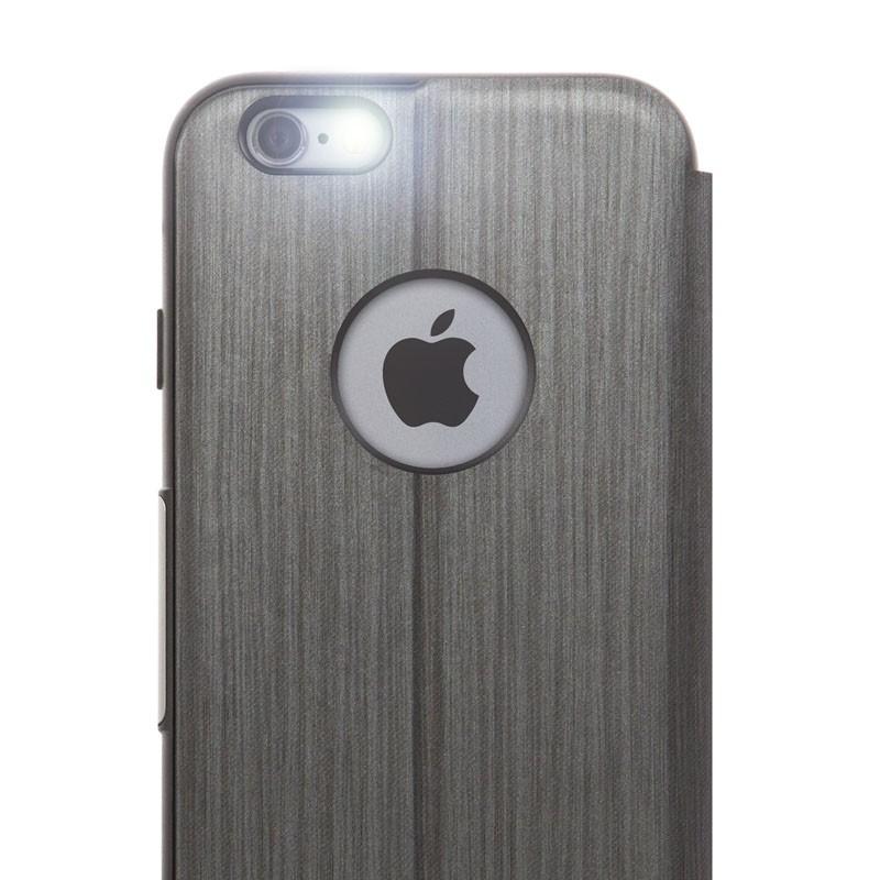 Moshi SenseCover iPhone 6 Plus Steel Black - 2