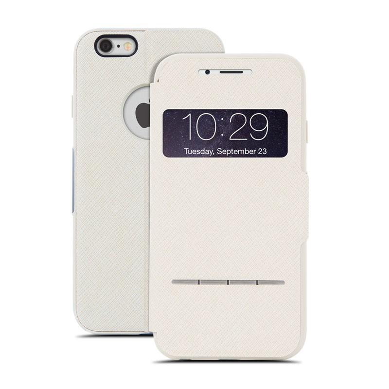 Moshi SenseCover iPhone 6 Sahara Beige - 1