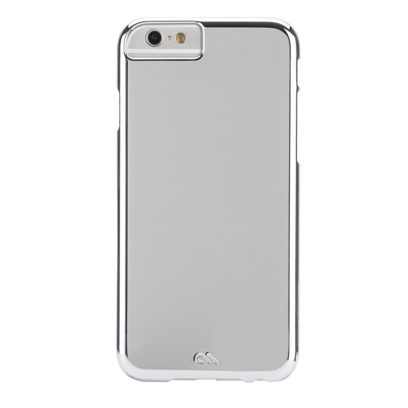 Case-Mate Barely There iPhone 6 Silver - 1