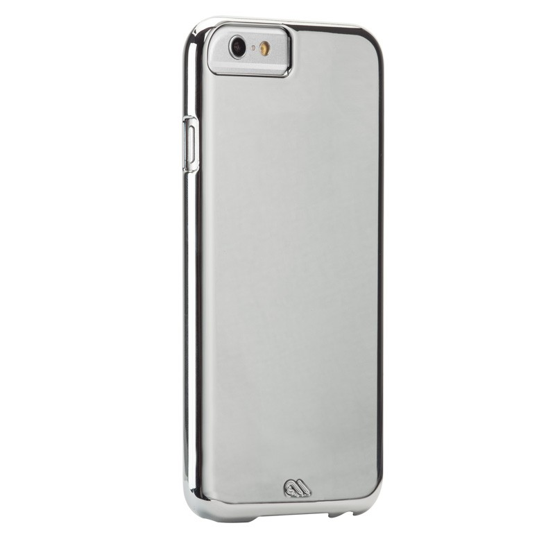 Case-Mate Barely There iPhone 6 Silver - 5