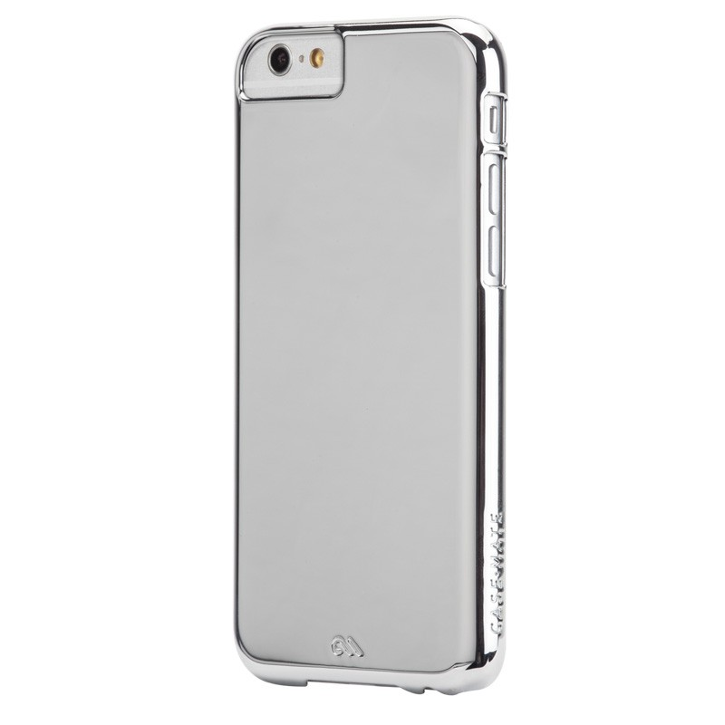 Case-Mate Barely There iPhone 6 Silver - 4