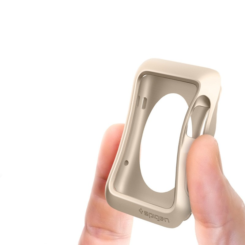 Spigen Slim Armor Case Apple Watch 42mm Gold - 4