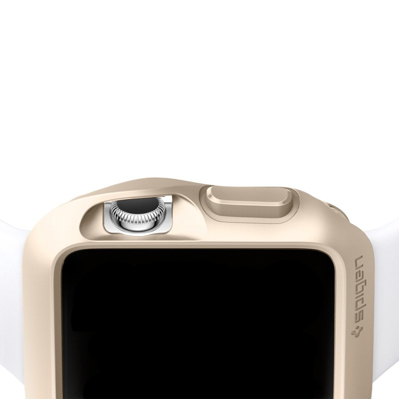 Spigen Slim Armor Apple Watch 38mm Gold - 4