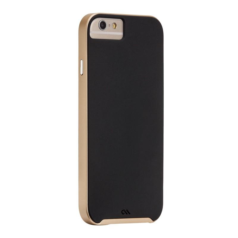 Case-Mate Slim Tough Case iPhone 6 Black/Gold - 1