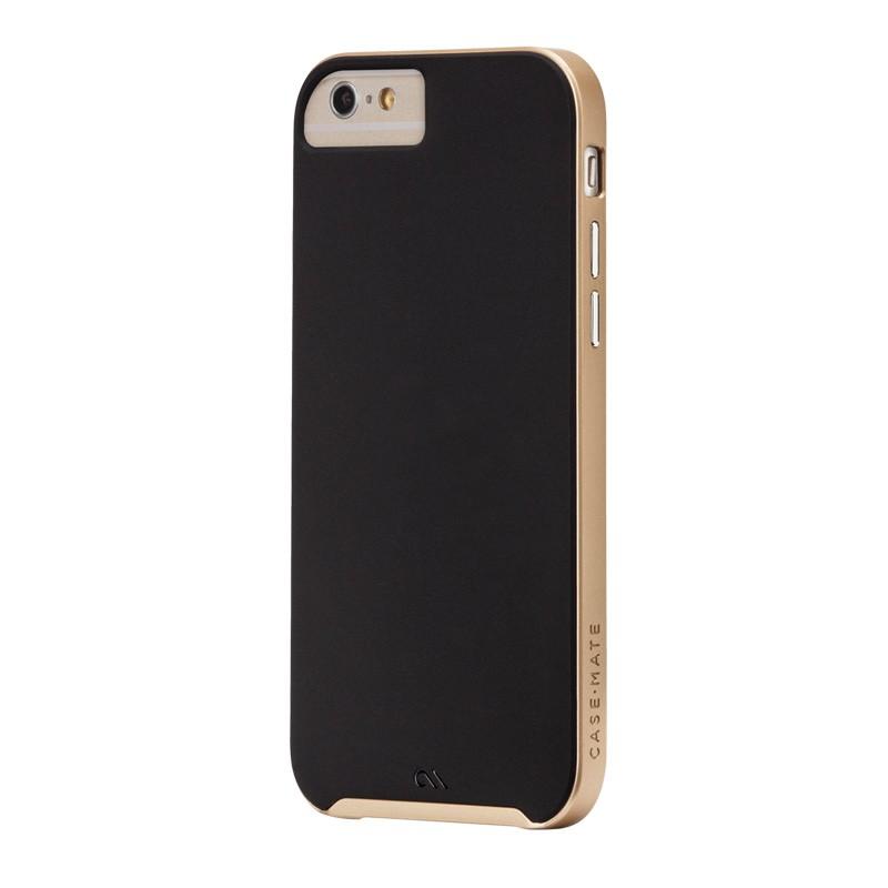 Case-Mate Slim Tough Case iPhone 6 Black/Gold - 4