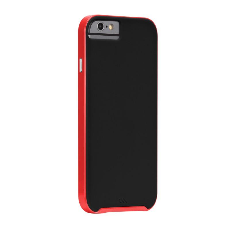 Case-Mate Slim Tough Case iPhone 6 Black/Red - 1
