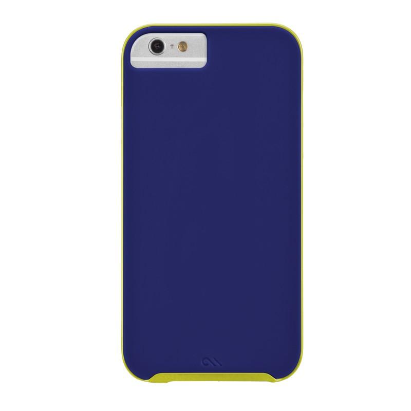 Case-Mate Slim Tough Case iPhone 6 Blue/Lime - 4