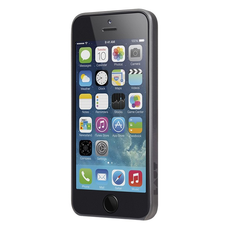 LAUT SlimSkin iPhone 5/5S Black - 2