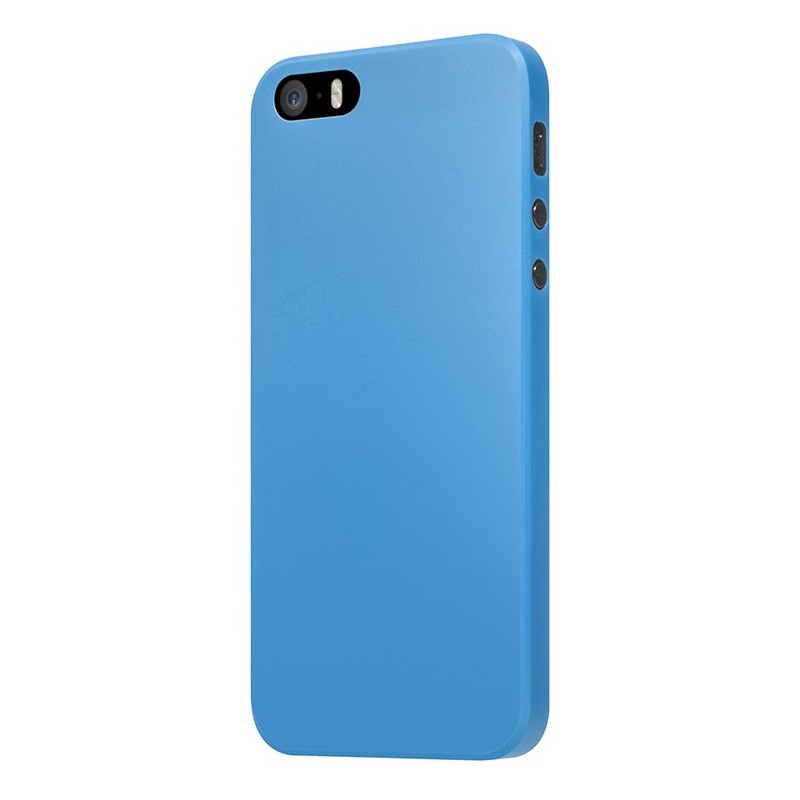 LAUT SlimSkin iPhone 5/5S Blue - 1