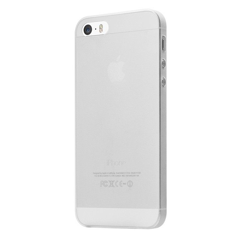 LAUT SlimSkin iPhone 5/5S Clear - 1