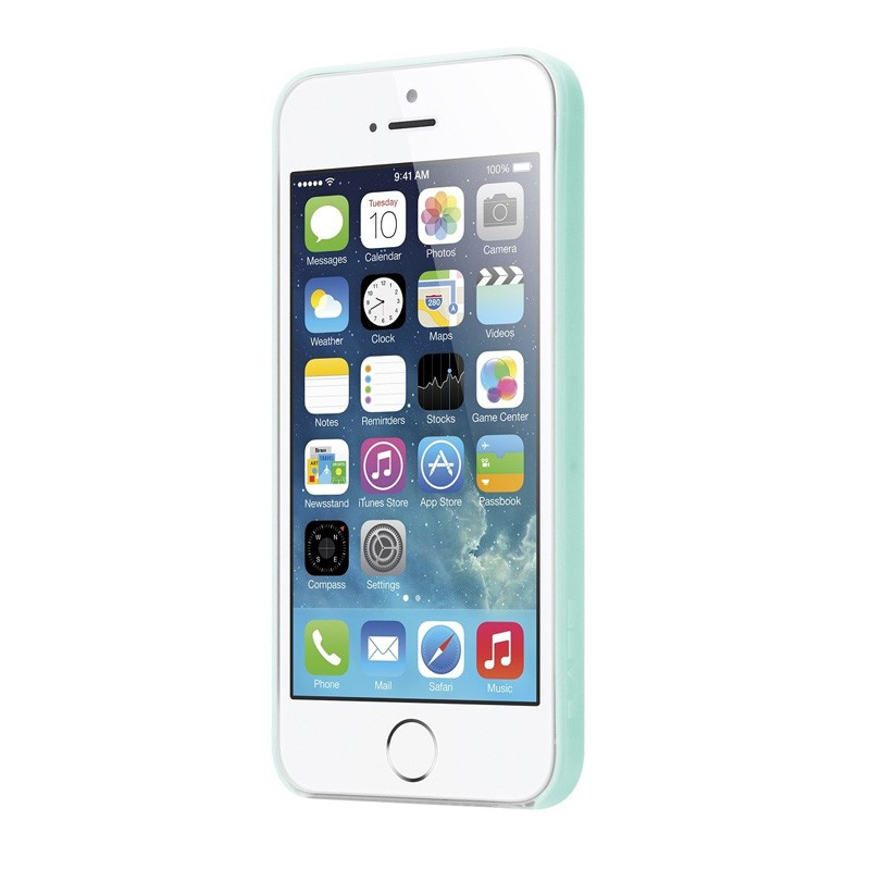 LAUT SlimSkin iPhone 5/5S Green - 2