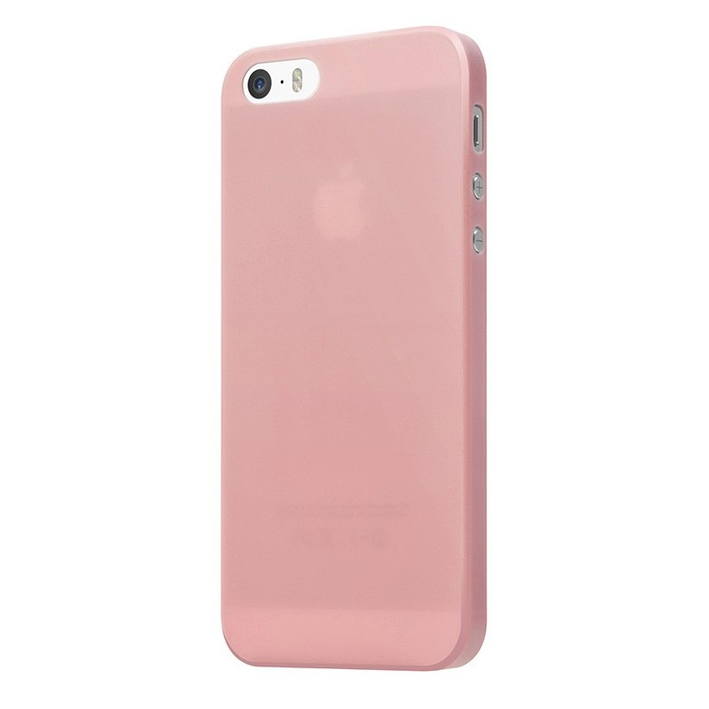 LAUT SlimSkin iPhone 5/5S Pink - 1