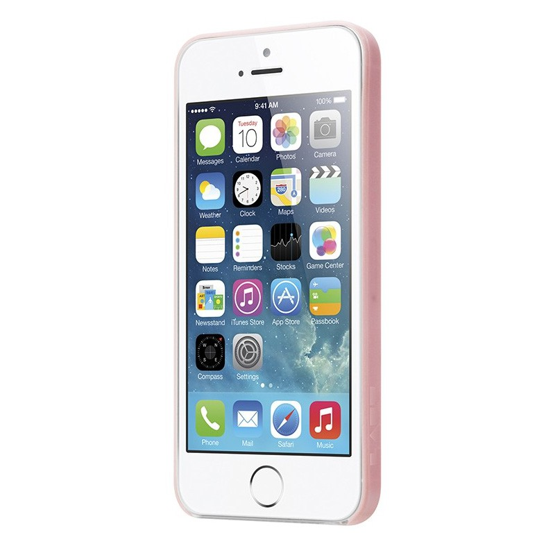 LAUT SlimSkin iPhone 5/5S Pink - 2