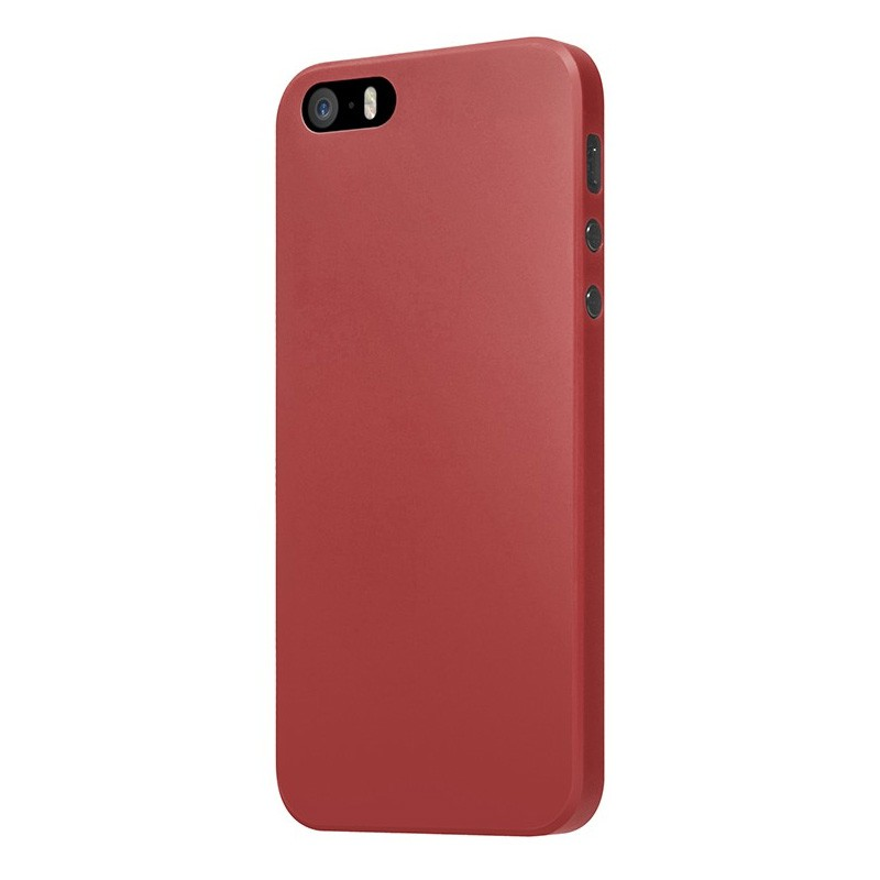 LAUT SlimSkin iPhone 5/5S Red - 1